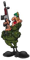 Værnepligtig.dk - hjemmeværnet - soldat i hjemmeværnet - værnepligt i hjemmeværnet